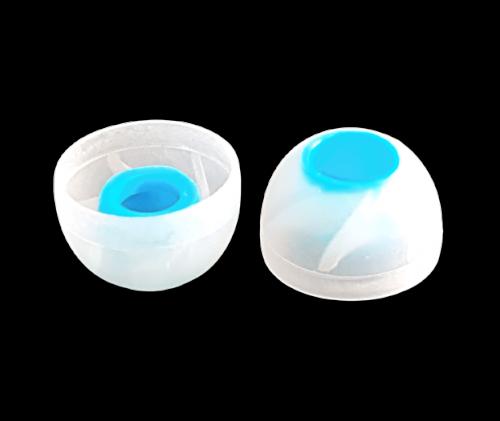 Large Blue Spiral