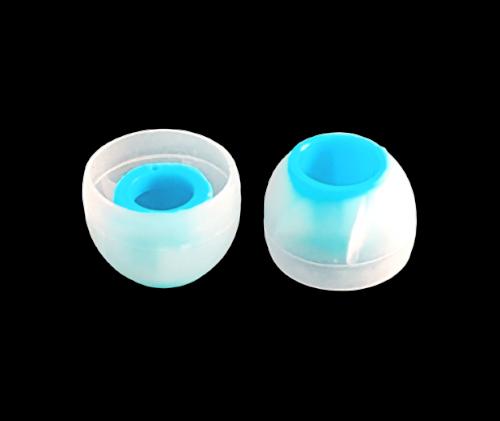 Medium Blue Spiral
