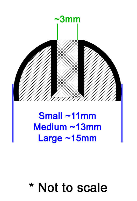 Nouveau Size Guide